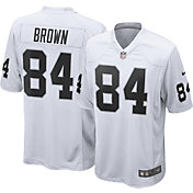 5a845586056 Product Image · Antonio Brown Nike Men s Oakland Raiders Away Game Jersey