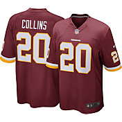 Nike Men's Home Game Jersey Washington Redskins Landon Collins #20