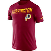 Nike Men's Washington Redskins Sideline Legend Performance Red T-Shirt