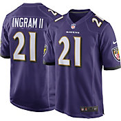 Mark Ingram Nike Men's Baltimore Ravens Home Game Jersey