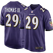 Earl Thomas Nike Men's Baltimore Ravens Home Game Jersey