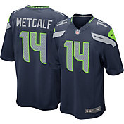 Nike Men's Home Game Jersey Seattle Seahawks D.K. Metcalf #14