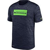 Nike Men's Seattle Seahawks Sideline Dri-Fit Cotton  T-Shirt