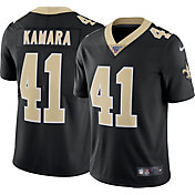 Nike Men's 100th Home Limited Jersey New Orleans Saints Alvin Kamara #41