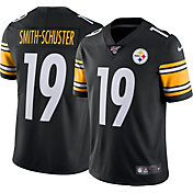 Nike Men's 100th Home Limited Jersey Pittsburgh Steelers JuJu Smith-Schuster #19