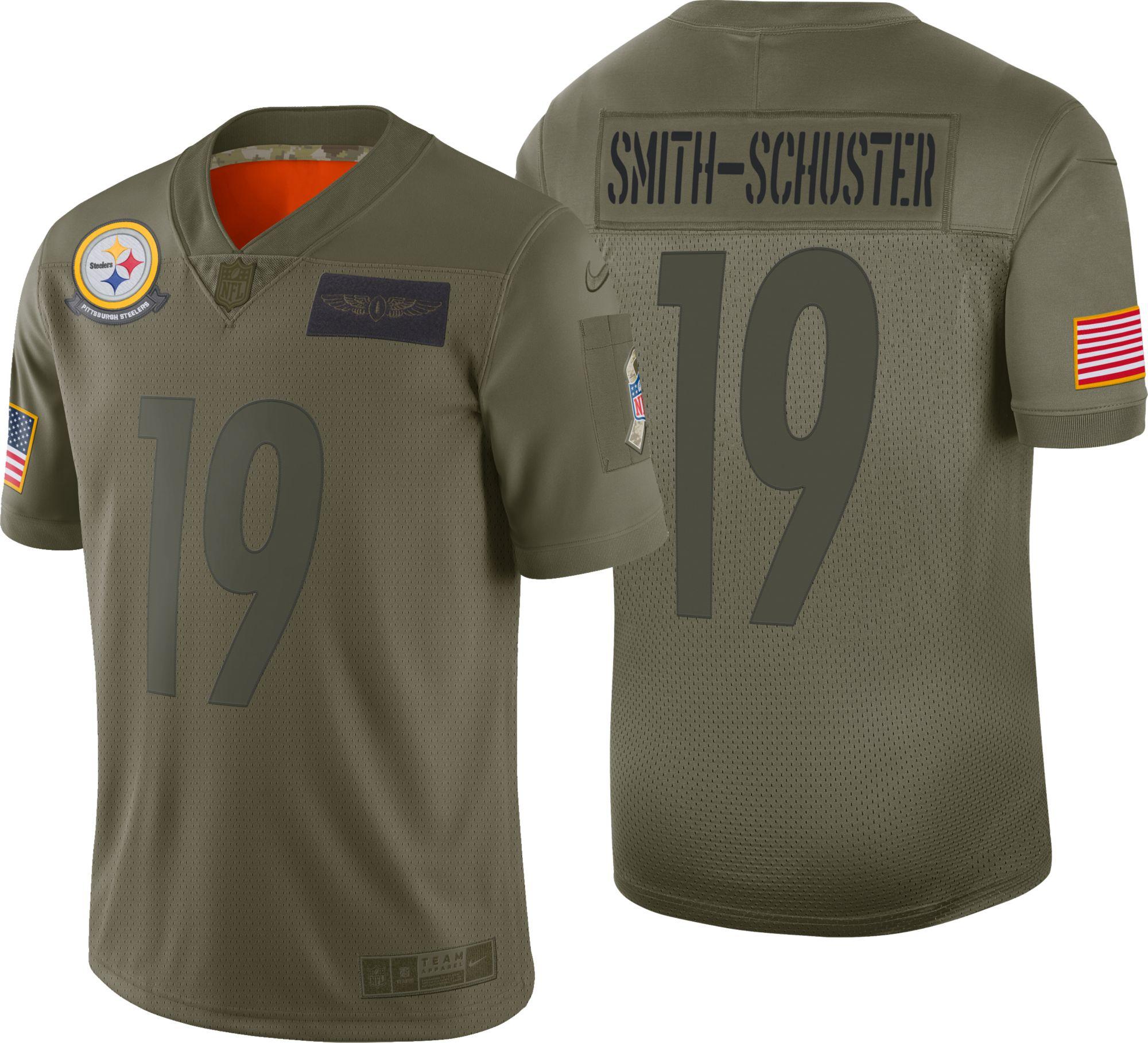 Pittsburgh Steelers JuJu Smith