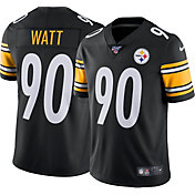 Nike Men's 100th Home Limited Jersey Pittsburgh Steelers T.J. Watt #90