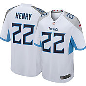 Nike Men's Away Game Jersey Tennessee Titans Derrick Henry #22