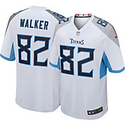 Nike Men's Away Game Jersey Tennessee Titans Delanie Walker #82