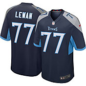 Nike Men's Home Game Jersey Tennessee Titans Taylor Lewan #77