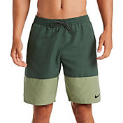 Nike Men's Split Breaker Volley Swim Trunks