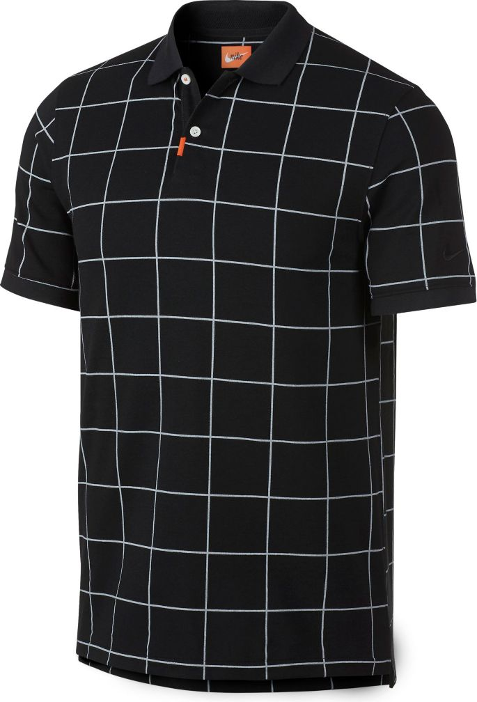 ea962c7f8 Nike Men's Windowpane Golf Polo | Golf Galaxy