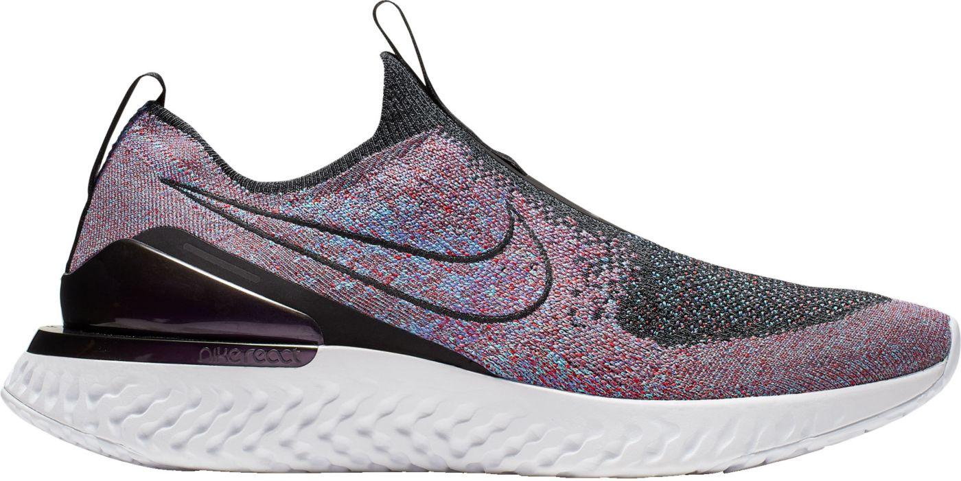 Nike Men's Epic Phantom React Flyknit Running Shoes