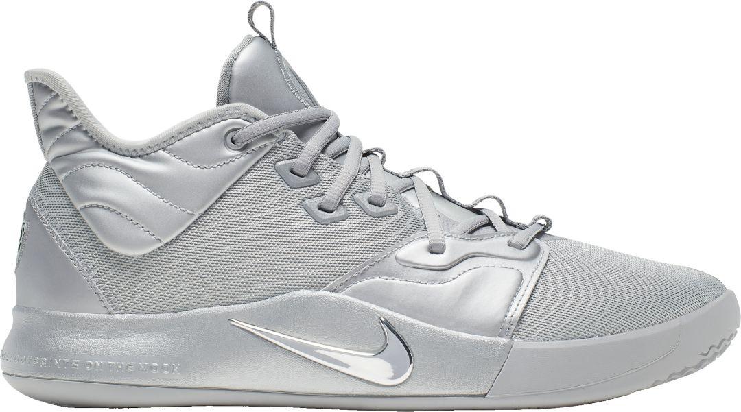 size 40 ccf89 9938d Nike PG3 NASA Basketball Shoes