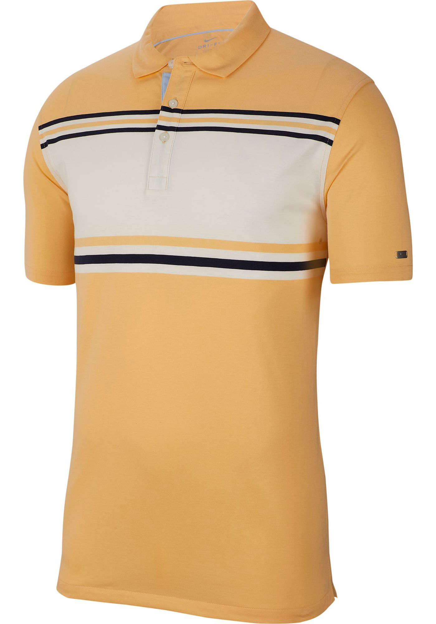 Nike Men's Dri-FIT Player Striped Golf Polo