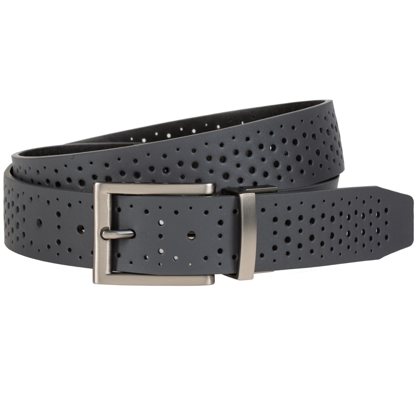 Nike Men's Gradient Perforated Reversible Golf Belt