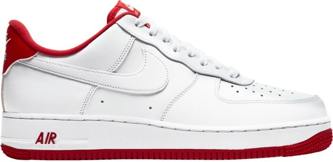 Nike Air Force 1 07 Premium W Schuhe Red pro mo.at