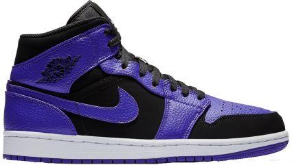 reputable site 6c205 2c0bf Jordan Air Jordan 1 Mid Basketball Shoes