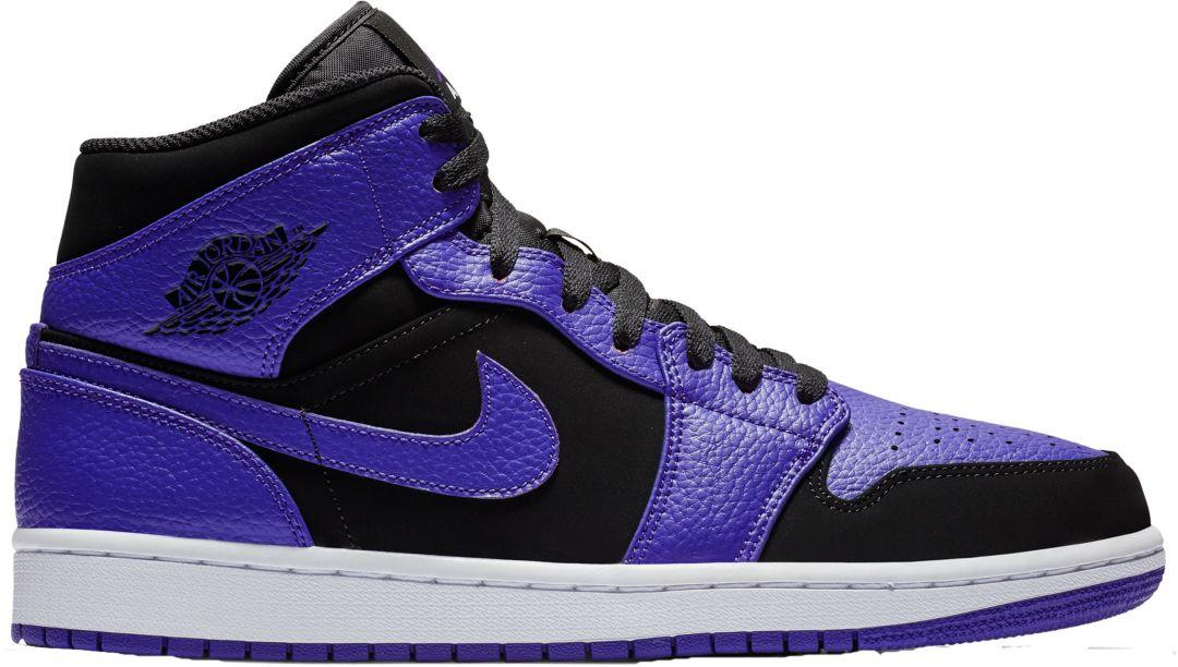 cheaper d0cc3 bc38f Jordan Air Jordan 1 Mid Basketball Shoes | DICK'S Sporting Goods