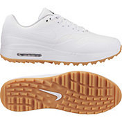 Product Image · Nike Men s Air Max 1 G Golf Shoes. White Gum ... 306699181