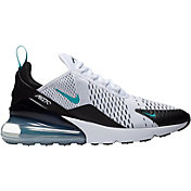 Nike Men's Air Max 270 Shoes in Black/Teal