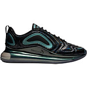 Nike Men's Air Max 720 Shoes in Black/Laser Fusch/Anth