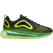 Nike Men's Air Max 720 Shoes in Black/Volt