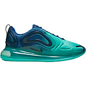 Nike Men's Air Max 720 Shoes in Deep Royal Blue/Hyper Jade