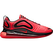 Nike Men's Air Max 720 Shoes in Red/Black