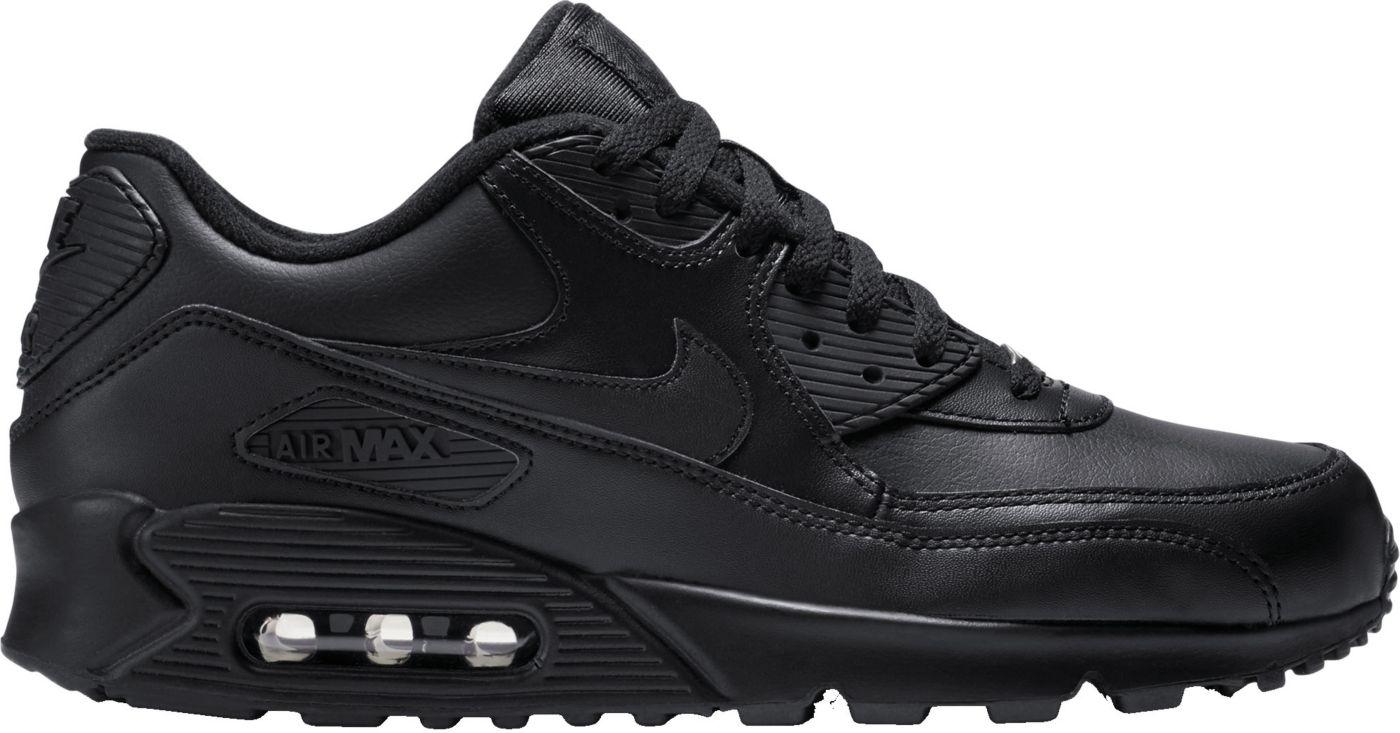 Nike Men's Air Max '90 Leather Shoes