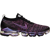 b4d859778b528 Product Image · Nike Men s Air VaporMax Flyknit 3 Shoes. Black Racer Blue Laser  Fuchsia ...