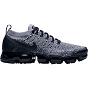 270c2d08c58 Product Image · Nike Men s Air VaporMax Flyknit 2 Running Shoes in White  Black Black