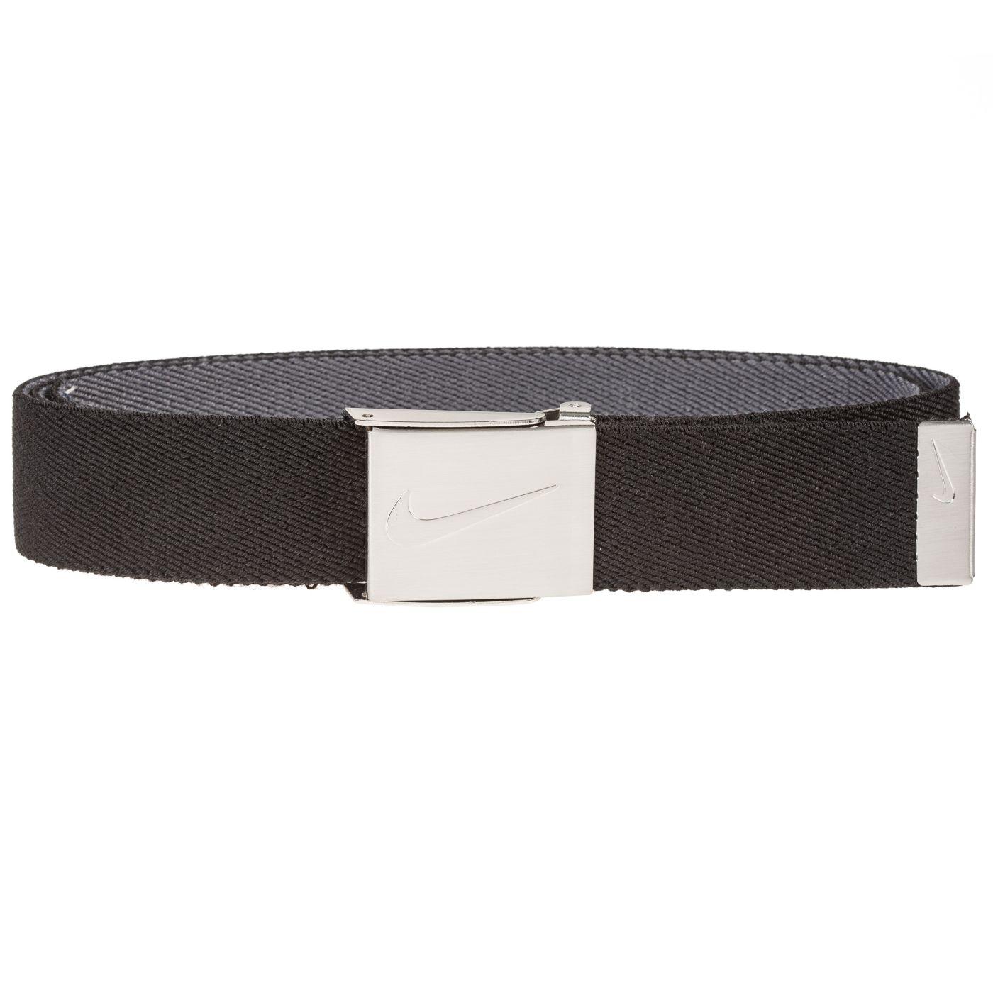 Nike Men's Reversible Stretch Webbing Golf Belt