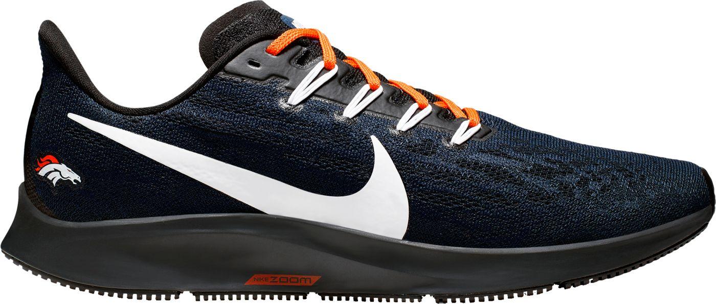 Nike Men's Denver Broncos Air Zoom Pegasus 36 Running Shoes