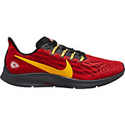 Nike Men's Kansas City Chiefs Air Zoom Pegasus 36 Running Shoes