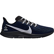 Nike Men's Dallas Cowboys Air Zoom Pegasus 36 Running Shoes
