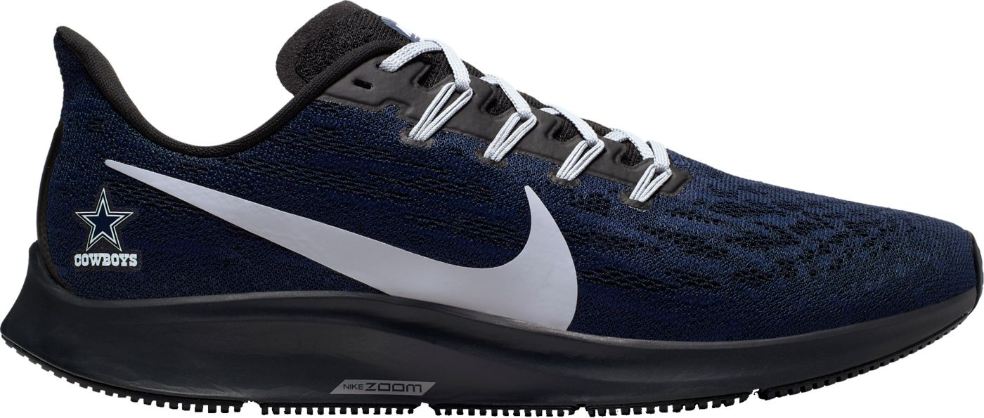 Nike Men's Dallas Cowboys Air Zoom Pegasus 36 Running Shoes