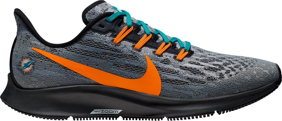 magasin d'usine a4bbe 03c6e Nike Men's Dolphins Air Zoom Pegasus 36 Running Shoes