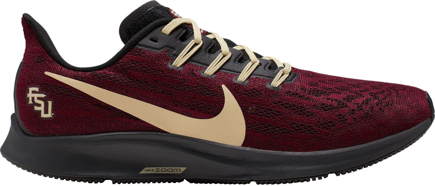Nike Men's Florida State Air Zoom Pegasus 36 Running Shoes