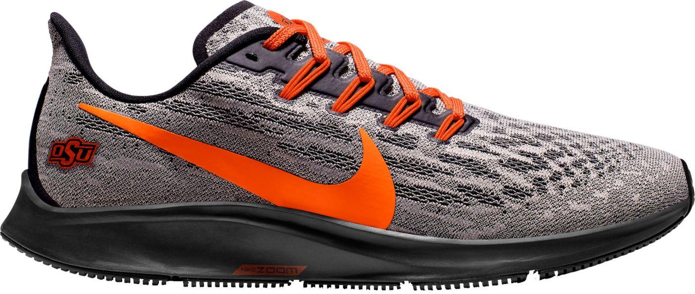Nike Men's Oklahoma State Air Zoom Pegasus 36 Running Shoes
