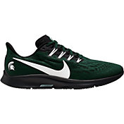 Nike Men's Michigan State Air Zoom Pegasus 36 Running Shoes