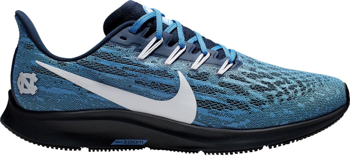 Nike Men's UNC Air Zoom Pegasus 36 Running Shoes