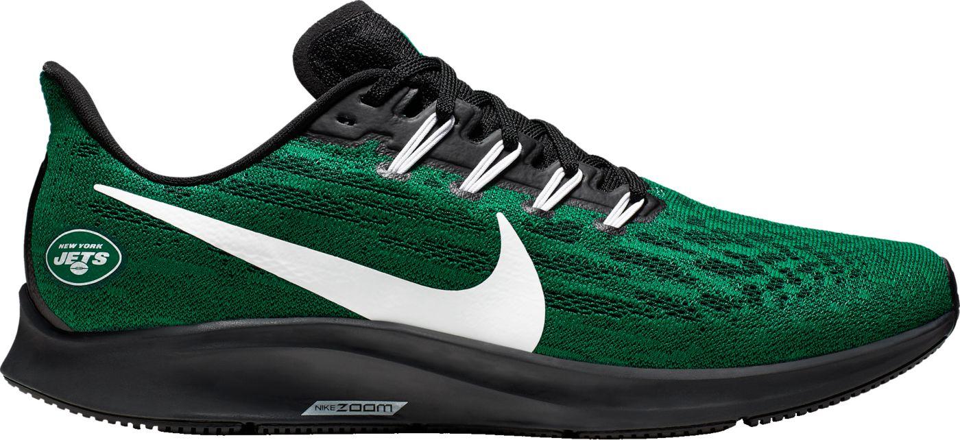 Nike Men's New York Jets Air Zoom Pegasus 36