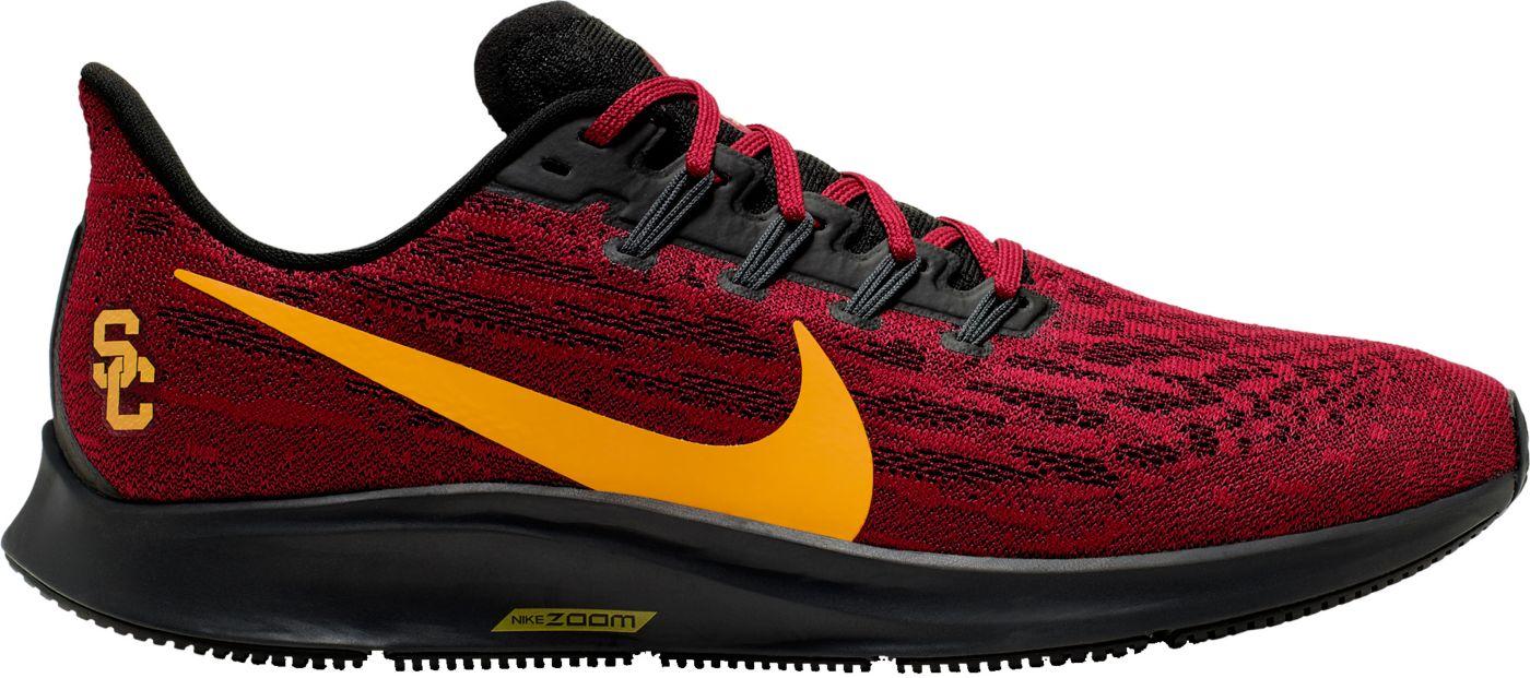 Nike Men's USC Air Zoom Pegasus 36 Running Shoes
