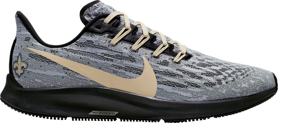 the latest 3dc90 3020a Nike Men's New Orleans Saints Air Zoom Pegasus 36