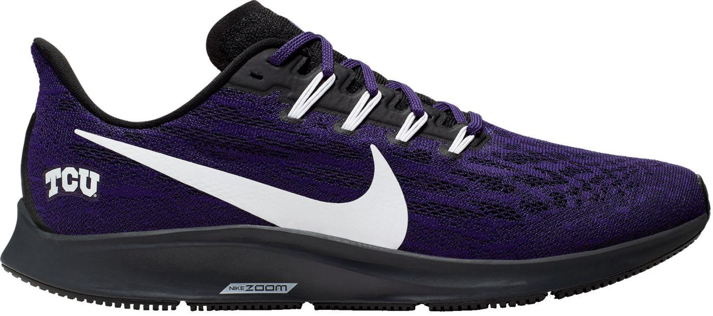 Nike Men's TCU Air Zoom Pegasus 36 Running Shoes