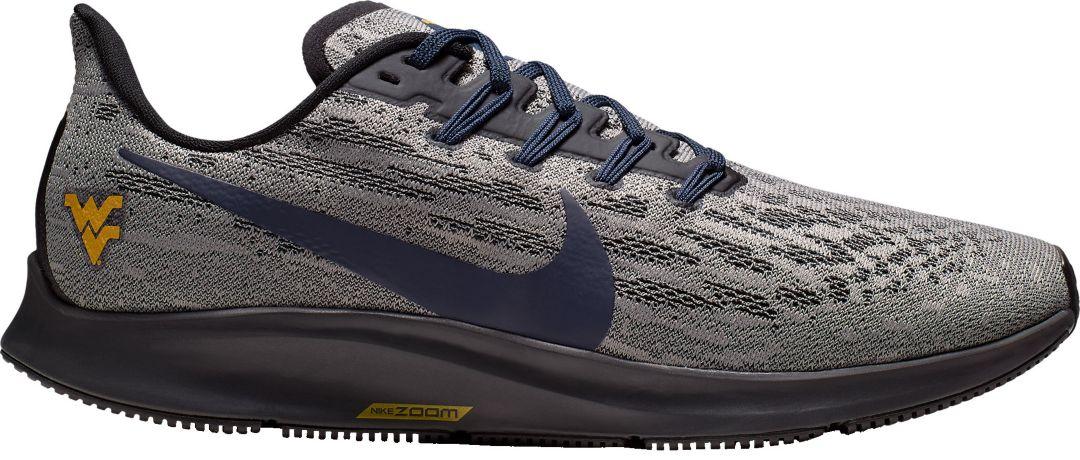 fc2851cd6b Nike Men's WVU Air Zoom Pegasus 36 Running Shoes