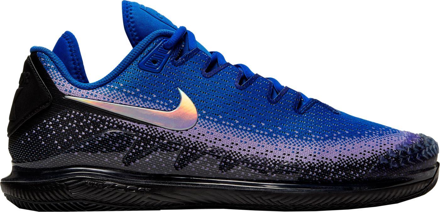 Nike Men's NikeCourt Air Zoom Vapor X Knit Tennis Shoes