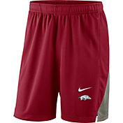 Nike Men's Arkansas Razorbacks Cardinal Franchise Shorts