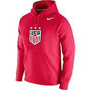 Nike Men's 2019 FIFA Women's World Cup USA Soccer 4-Star Club Pullover Hoodie
